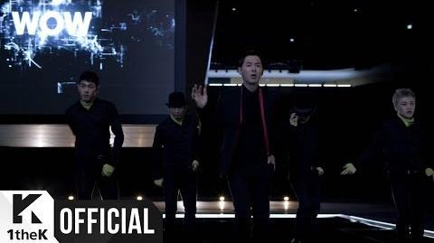 Jun Jin - Wow Wow Wow (Feat Eric) (Dance Ver)
