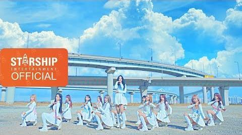MV 우주소녀(WJSN) - 꿈꾸는 마음으로(Dreams Come True)