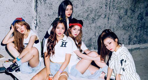 Red Velvet - TOP5