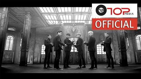 TEEN TOP(틴탑) 사각지대(Warning Sign) MV Dance ver.