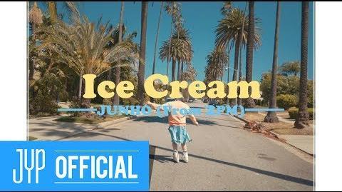 Jun Ho - Ice Cream