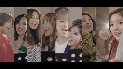 TWICE - Like OOH-AHH (Japanese ver.) Making Music Video (short ver