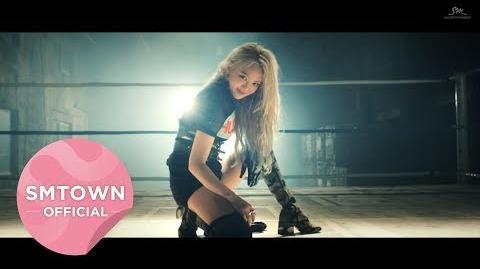 HYOYEON 효연 Wannabe (Feat