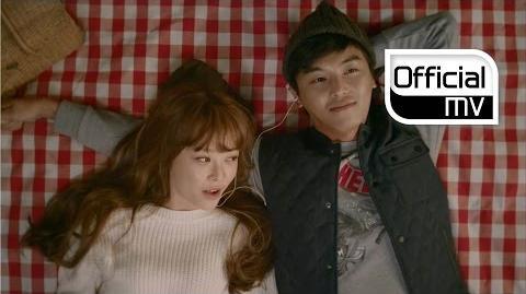 MV ZIA(지아) Falling In Love (Duet With Hwanhee(환희))
