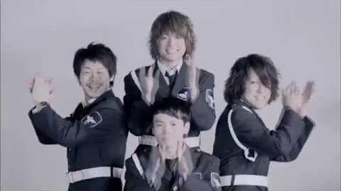 Cinema staff 「theme of us」MV(major 2nd full album「Drums,Bass,2(to)Guitars」opening track)