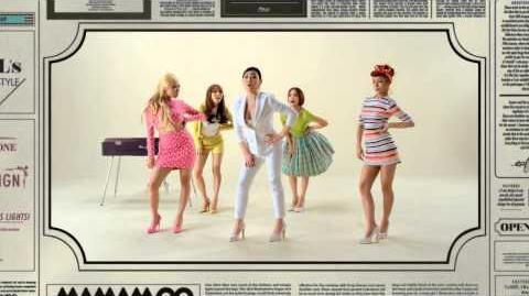 Mamamoo - Ahh Oop! (Feat eSNa)