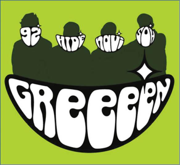 GReeeeN-1