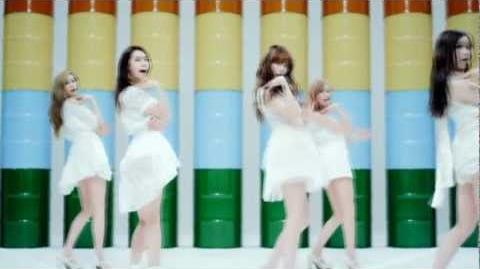 After School - Lady Luck