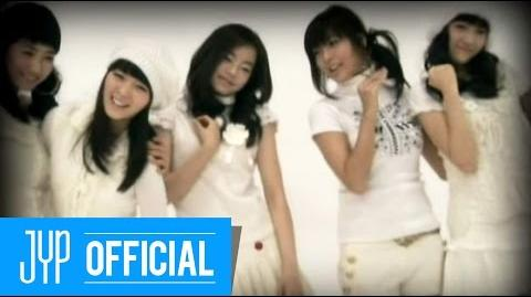 """Wonder Girls """"Take it"""" M V"""