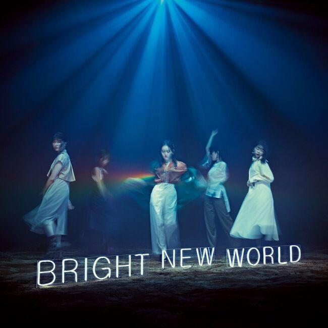 Little Glee Monster - BRIGHT NEW WORLD