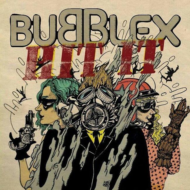 Bubble x wd