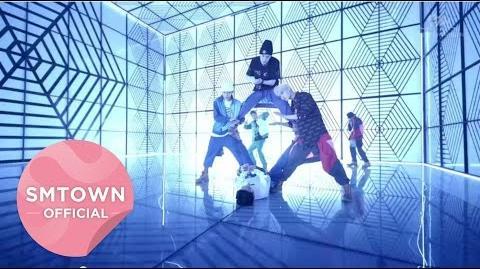 EXO-K - Overdose (Korean Version)