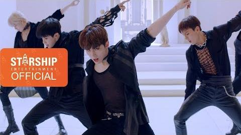 Performance MV 몬스타엑스 (MONSTA X) - SHOOT OUT