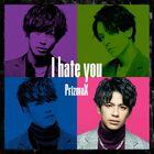 PrizmaX - I hate you-CD
