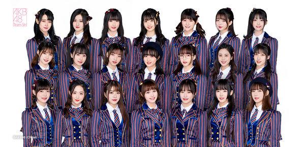AKB48TeamSHJan2019