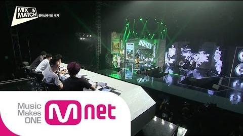 Mnet MIX & MATCH Ep