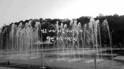 님 그림자 Your Shadow - 노사연 Noh Sa Yeon