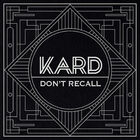 Don't-Recall-Cover