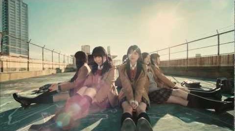 2013 1 30 on sale 11th.Single それを青春と呼ぶ日 MV(Short ver