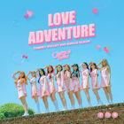 Cherry Bullet - Love Adventure-CD