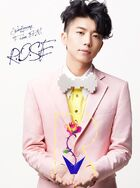 Wooyoung-rose