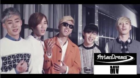 -MV- AKZ 아토믹키즈 (Atomic Kiz) - 애인해 (Lovers)