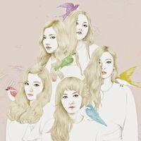 Red Velvet junto a Yeri