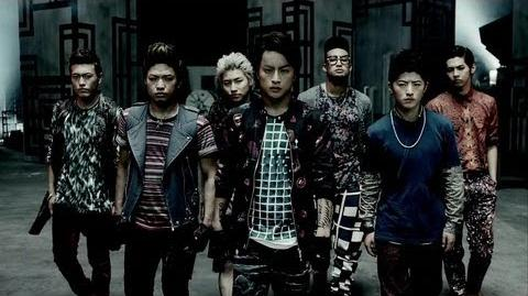 GENERATIONS from EXILE TRIBE HOT SHOT