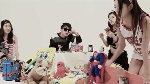 J'kyun - Ponytail (Feat