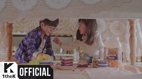 MV ANTS, Serri (Dalshabet)(앤츠, 세리(달샤벳)) Jakku(자꾸)