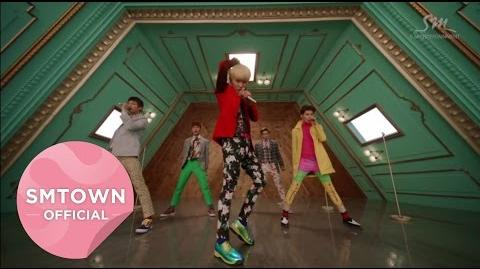 SHINee - Dream Girl (Dance Ver)