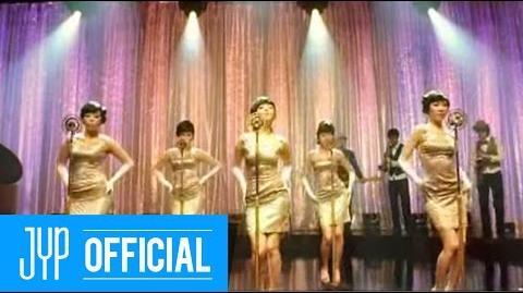 """Wonder Girls """"NOBODY (Eng"""