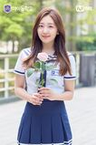 Bae Eun Yeong-Idol School