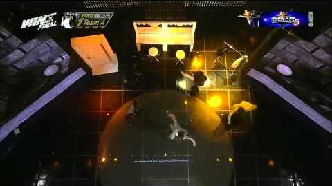 Team A - Dance Performance (Don't stop the music)