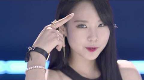 에이데일리-A-DAILY- 2nd Single Album 'SPOTLIGHT' MV 뮤직비디오