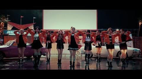 TWICE「TT -Japanese ver