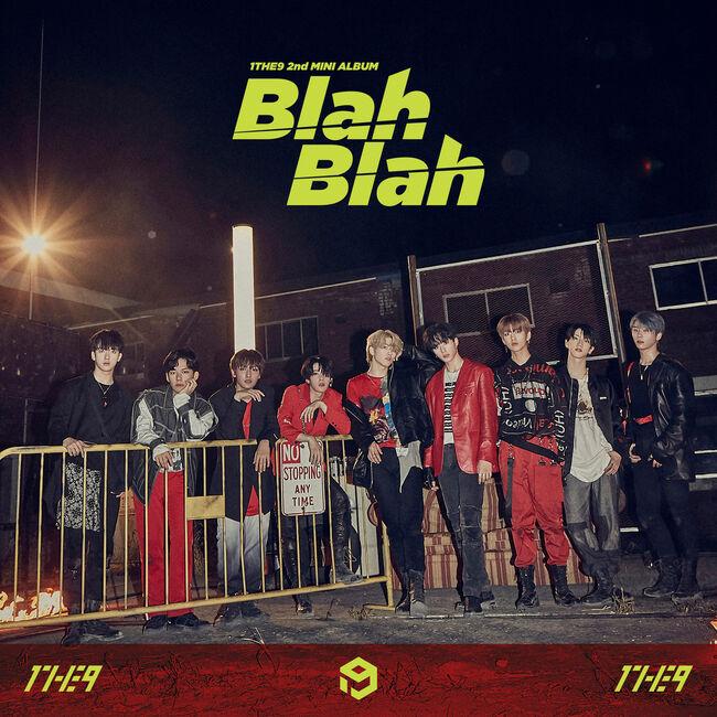 1THE9 - Blah Blah-CD
