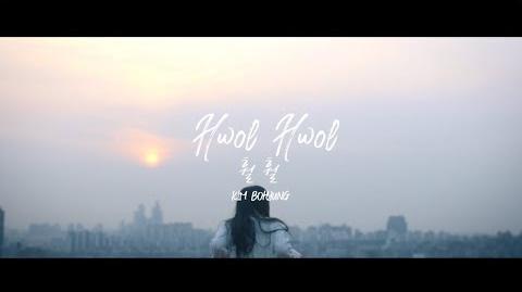 Kim Bo Hyung - howl howl