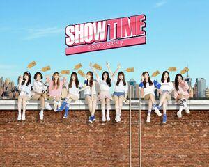 Showtime MAMAMOO X GFRIEND