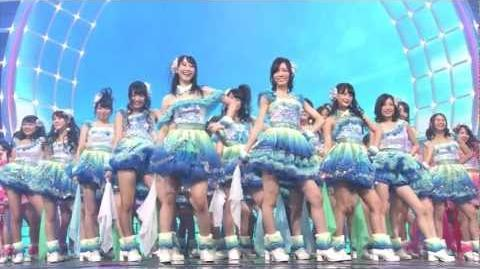"""SKE48"" ♪パレオはエメラルド -20121231-"