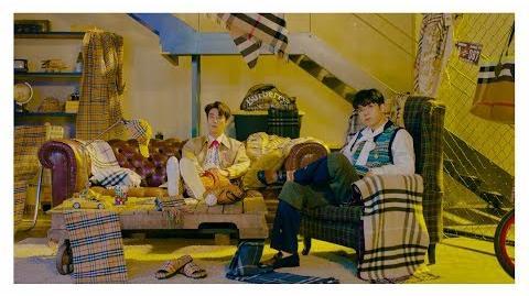 M V San E(산이) X Mad Clown(매드 클라운) - 너랑나랑노랑(Butterfly)