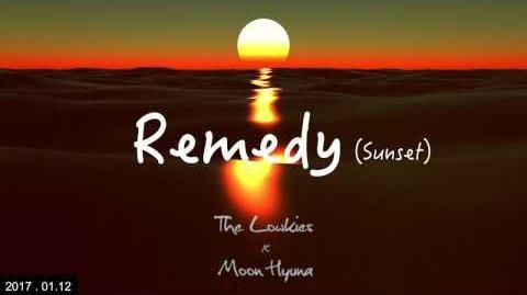 The Lowkies X Moon Hyuna - Remedy (Sunset)