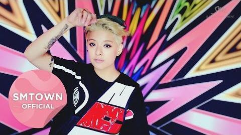 Amber - Shake That Brass (Feat Tae Yeon of Girls' Generation)
