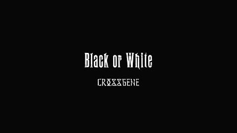 CROSS GENE - Black or White