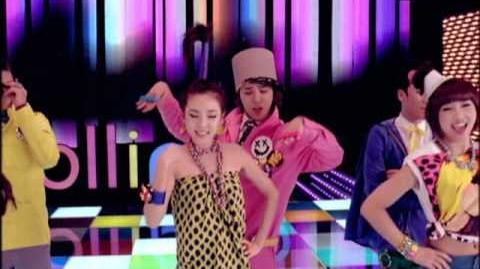 BIGBANG & 2NE1 - LOLLIPOP M V