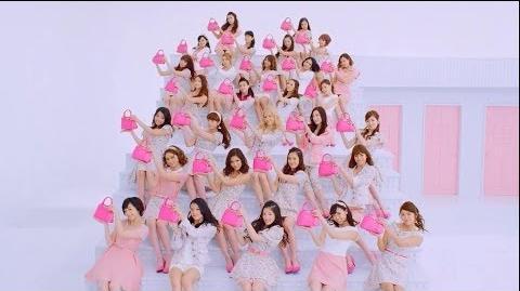 E-girls Diamond Only (Music Video)-1