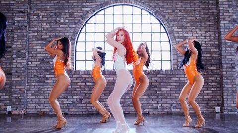 SoRi(소리) - 터치 'Touch (Feat. BASICK)' Official MV Dance Ver.