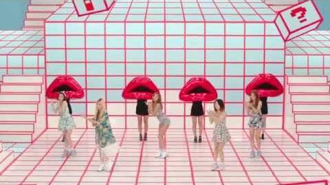 Ladies' Code - Kiss Kiss