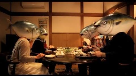 Cinema staff 「小さな食卓」MV