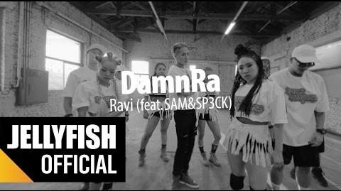 Jelly box DamnRa Ravi(라비) (feat